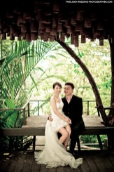 Bangkok Tree House Wedding Photography