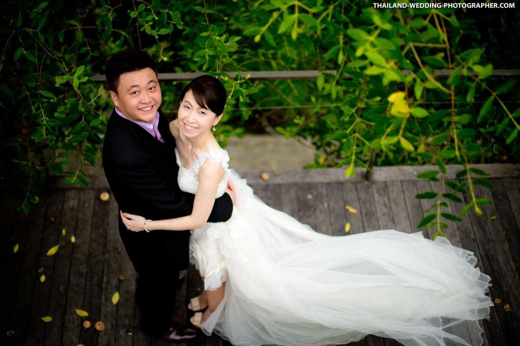 Bangkok Tree House Wedding Photography