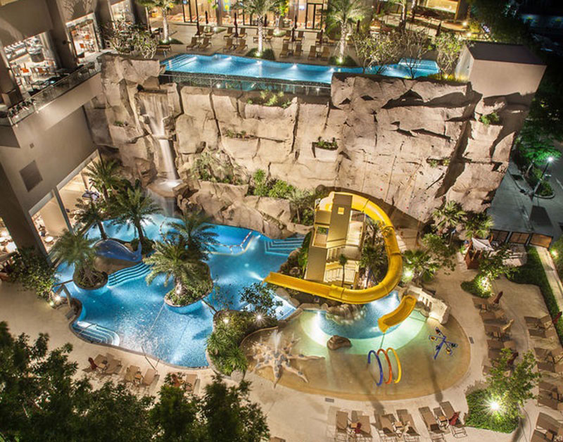 9 Family Resorts With Irresistibly Fun Waterslides In Pattaya