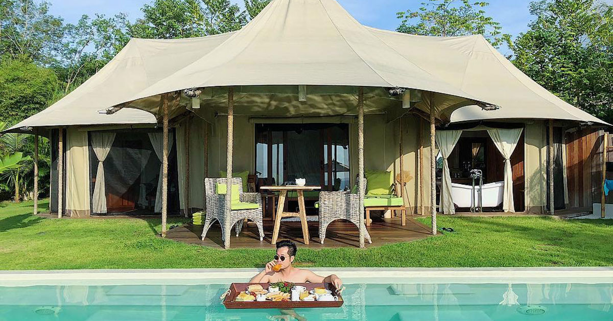 17 Glamping Sites In Thailand To Stay At And Enjoy Great