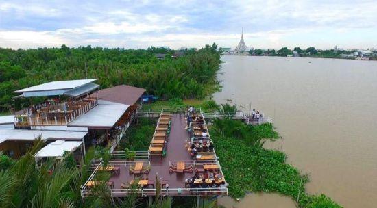 Thailandaddict ชีวิตติดไทย เที่ยวไทย ร้านอาหาร ฉะเชิงเทรา ร้านครัวแม่ส้มเกลี้ยง