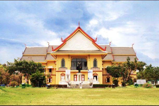พิพิธภัณฑสถานแห่งชาติน่าน เที่ยวน่าน thailandaddict ชีวิตติดเที่ยวไทย