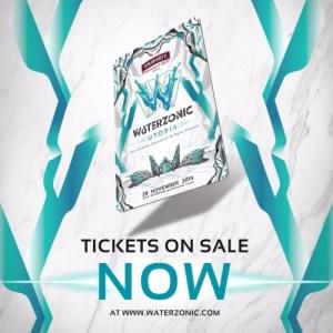 Waterzonic Bangkok Tickets