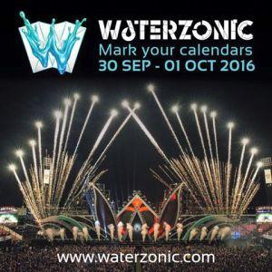 Waterzonic Thailand 2016, Thailand Music Festival, EDM, Trance, Bangkok, Thai