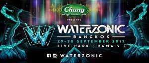 Waterzonic Bangkok 2017- Event, Music Festival, Plur, Party