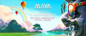 Maya Music Festival 2017! @ MAYA Space, Horseshoe Point
