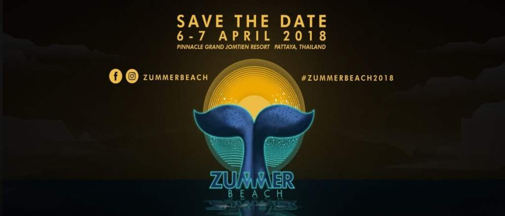 Zummer Beach Pattaya 2018!