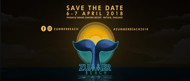 Zummer Beach Festival Pattaya, DJ, Pattaya, Music Festival