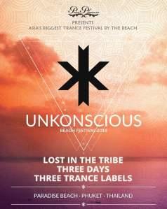 UnKonscious Phuket 2018! @ Paradise Beach Phuket | ตำบลป่าตอง | Phuket | Thailand