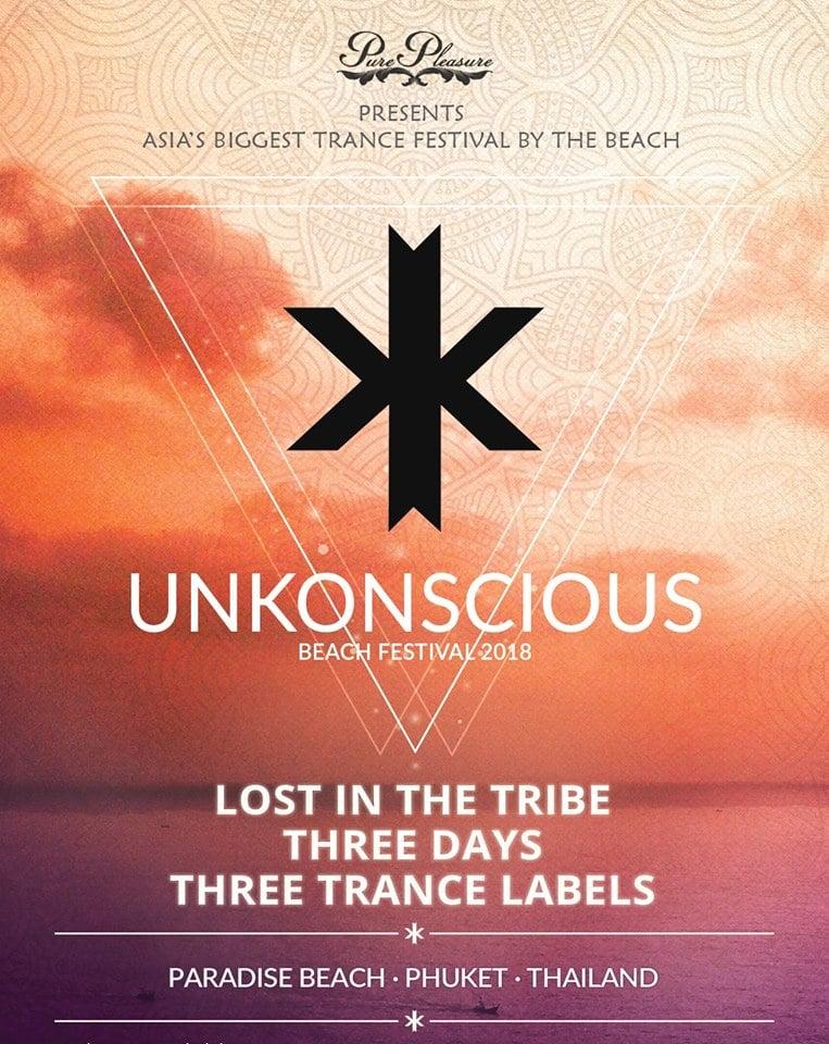 UnKonscious Phuket 2018!