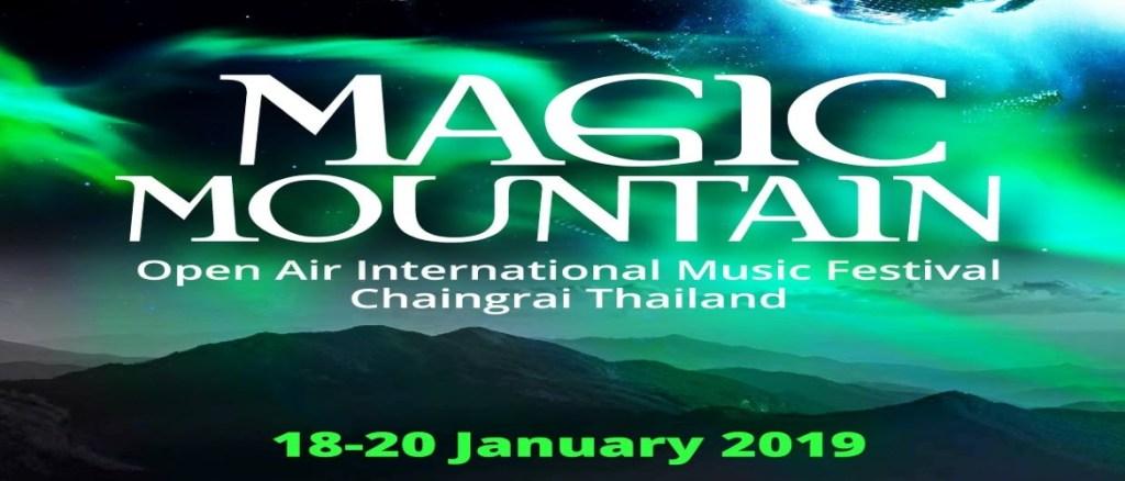 Magic Mountain Chiang Rai 2019!