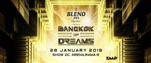 Bangkok of Dreams 2019, dj, music festival, Thailand