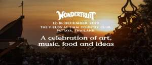 Wonderfruit Pattaya 2019! @ The Fields at Siam Country Club | Pong | Chon Buri | Thailand