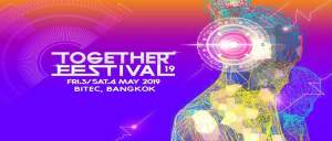 Together Festival Bangkok 2019-BITEC