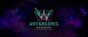 Waterzonic Bangkok 2019! @ Show DC, Rama 9 | Krung Thep Maha Nakhon | Thailand