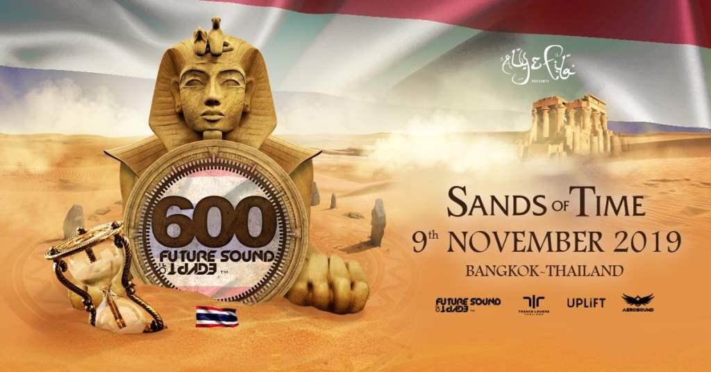 Future Sound of Egypt in Bangkok 2019!