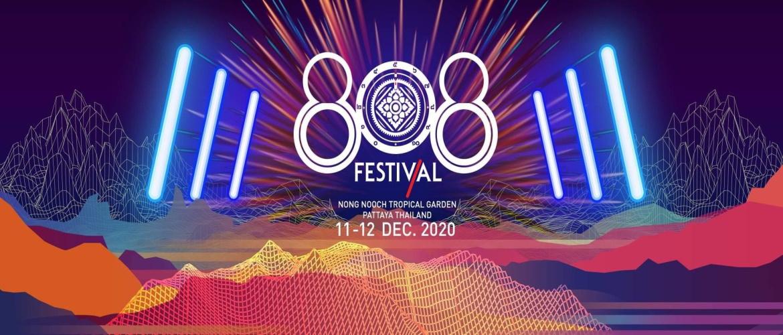 808 Festival, Pattaya, Thailand, DJ, Edm Thailand, EDM Festival, Trance