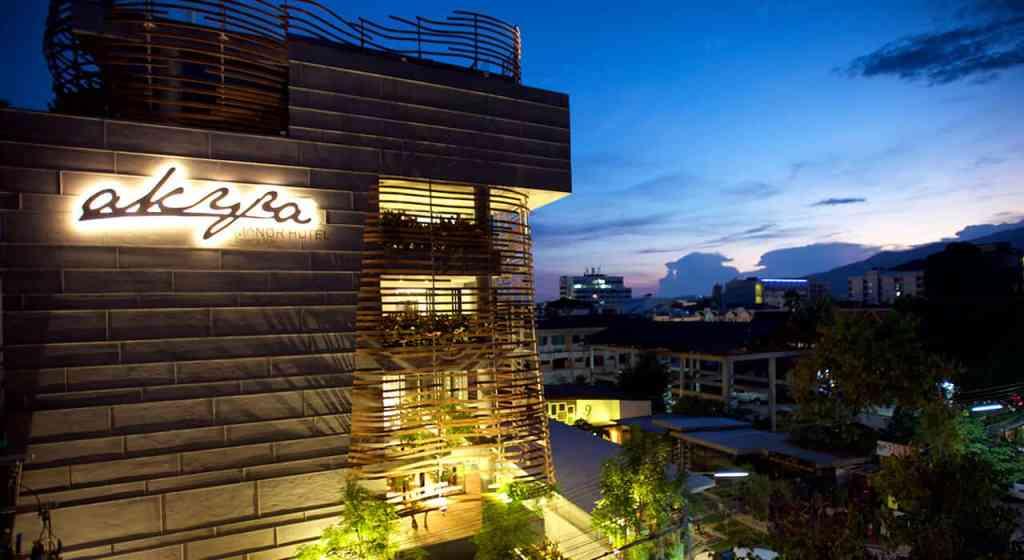 Akyra Manor Chiangmai beautiful view. Thailand Event Guide