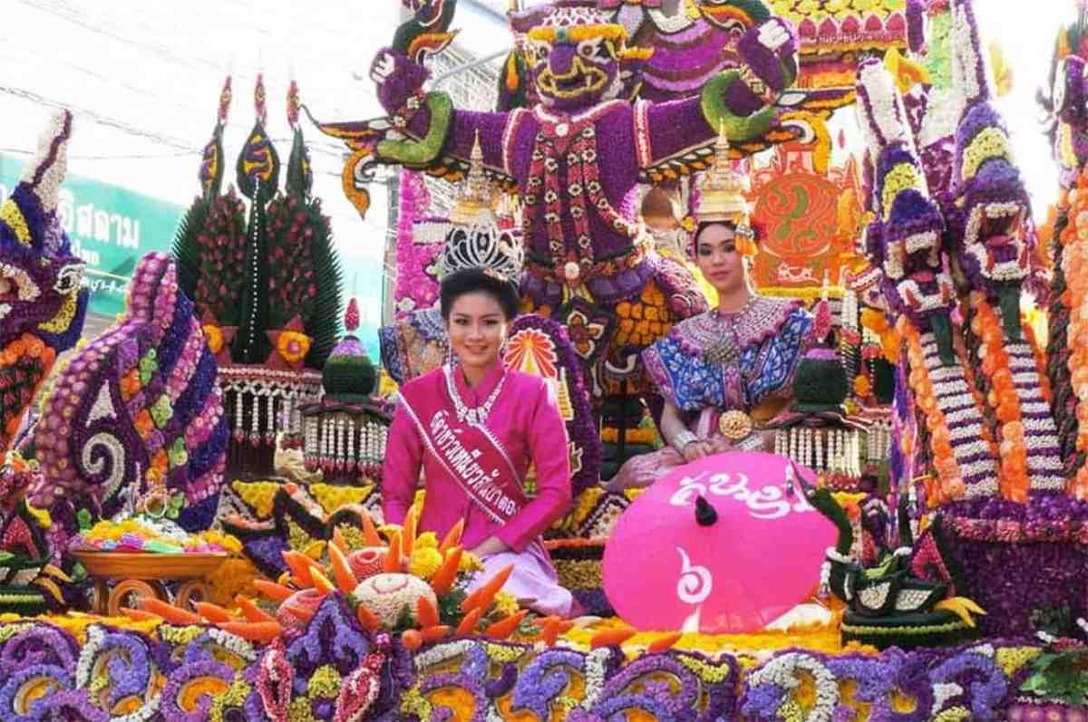 Chiang Mai Flower Festival - Thailand Event Guide