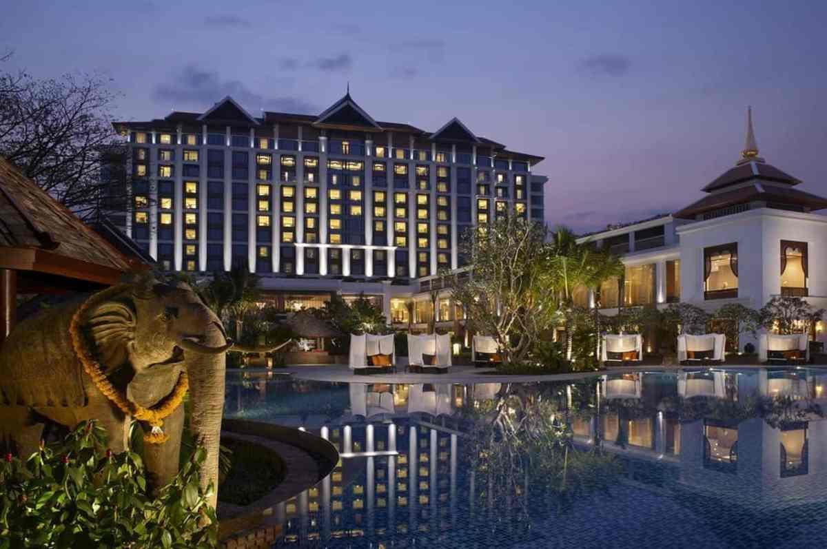 Shangri-La Hotel Chiang Mai - Thailand Event Guide