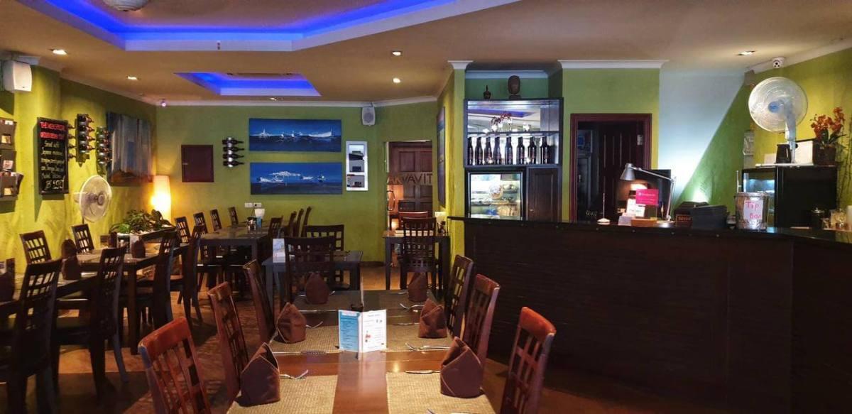 Akvavit Restaurant - Pattaya Restaurants, Jomtien Restaurants