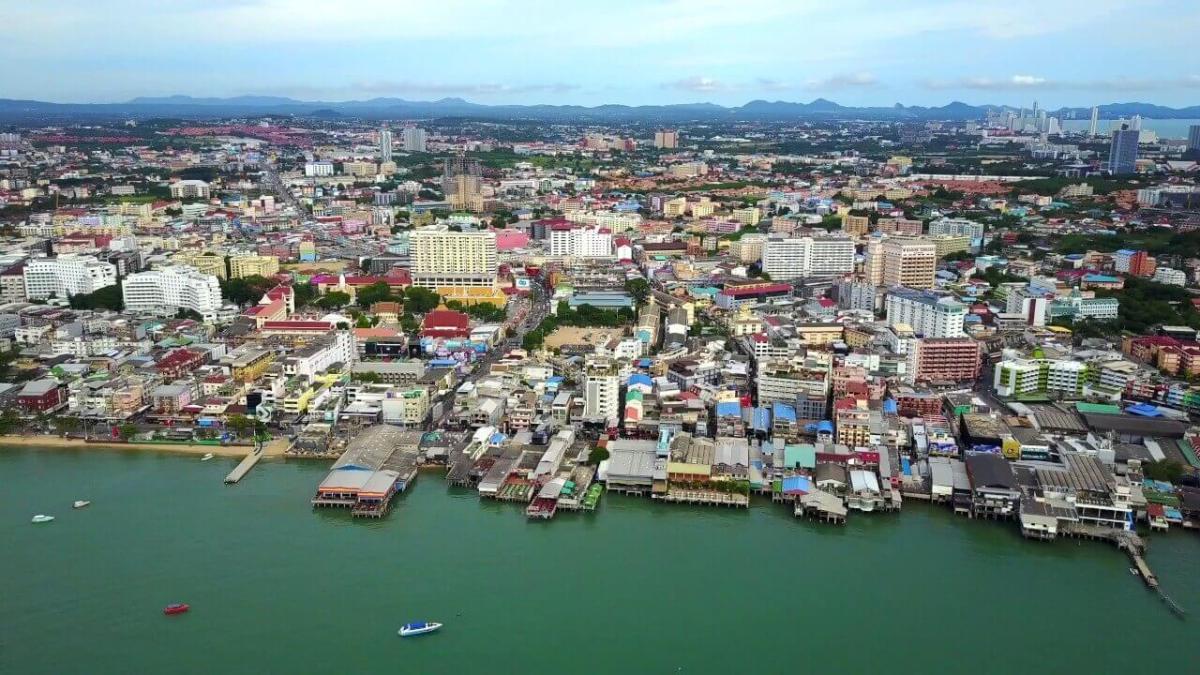 Pattaya Holiday - Pattaya Areas to Stay