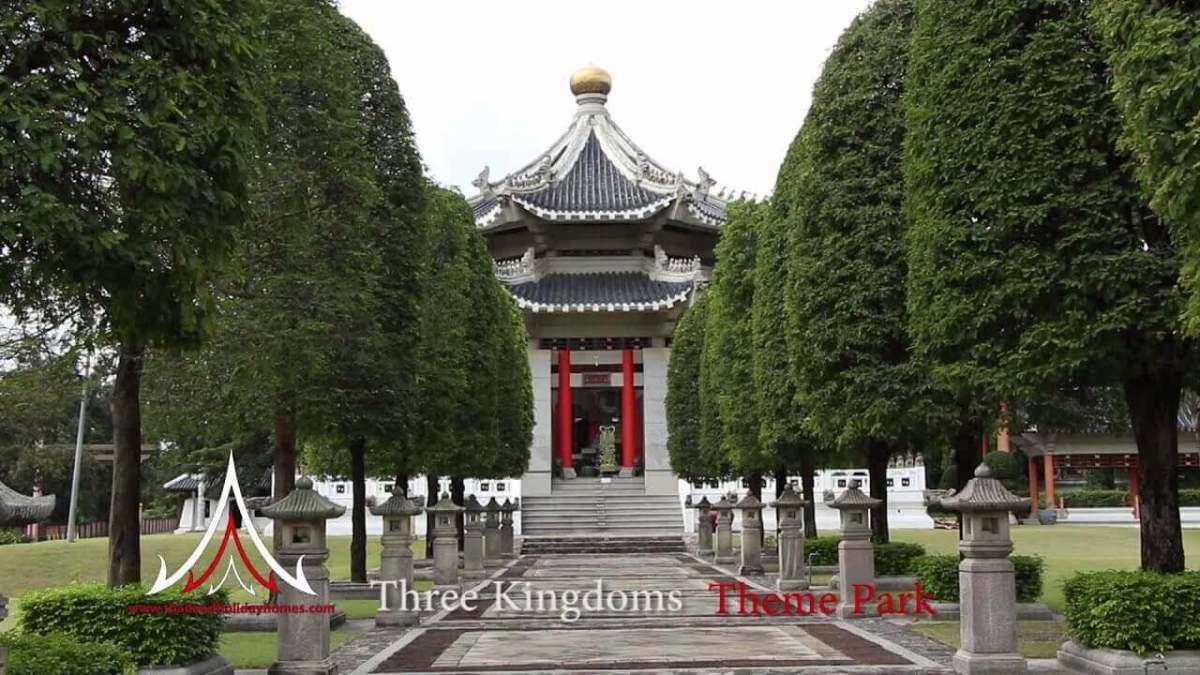 Three Kingdoms Pattaya - Pattaya Theme Park