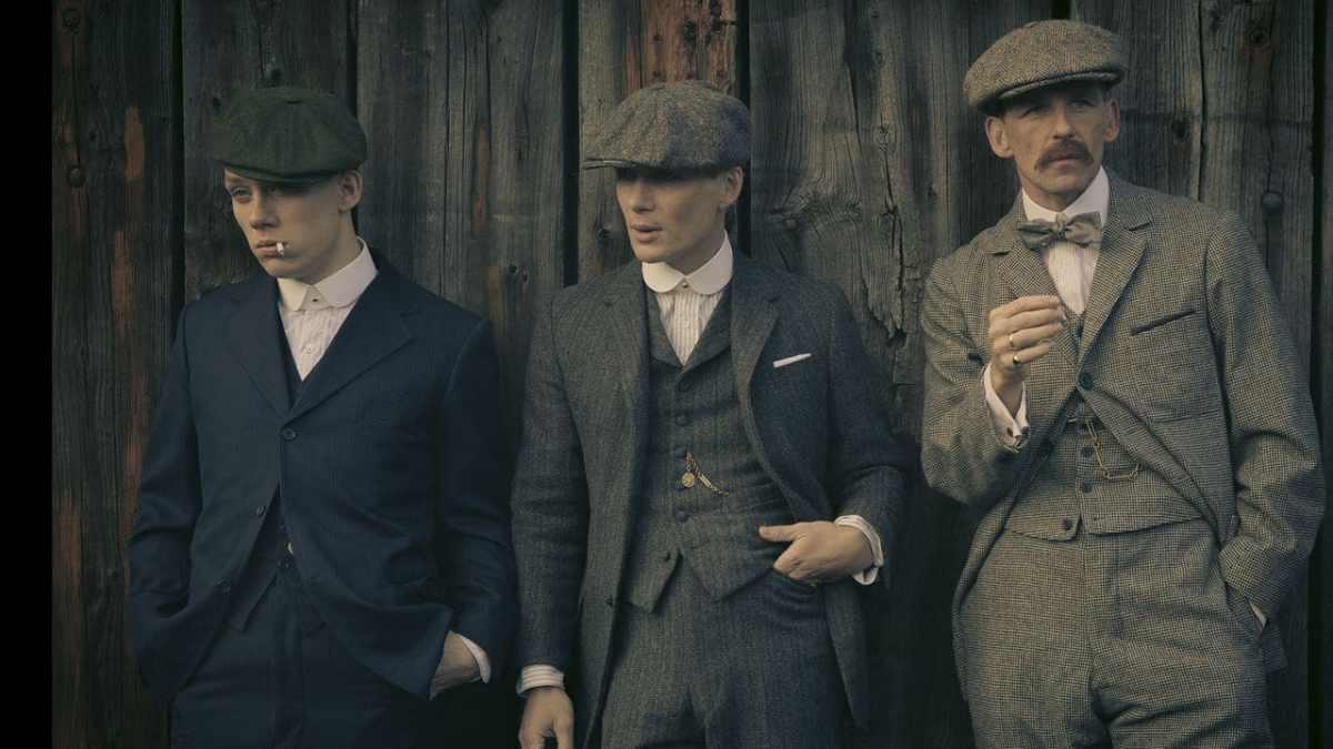 Peaky Blinders Movie Confirmed by Steven Knight