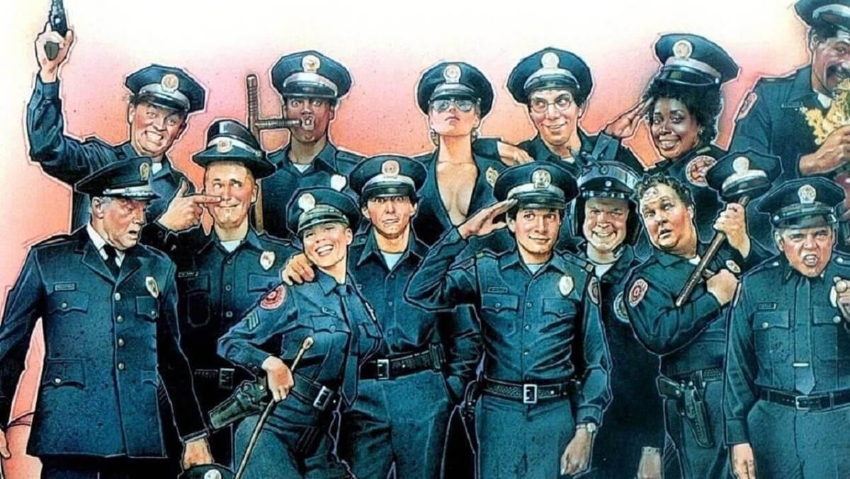 New Netflix Thailand Movies - Police Academy