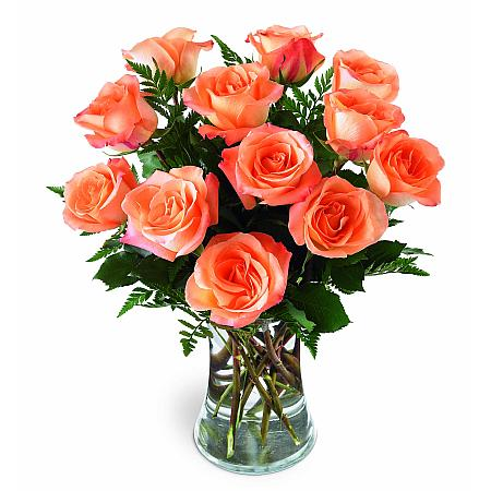 kabloom-dozen-ariel-orange-roses