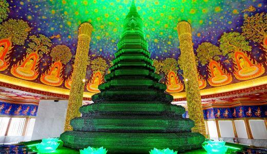 ワットパクナム パシーチャルン (Wat Paknam)