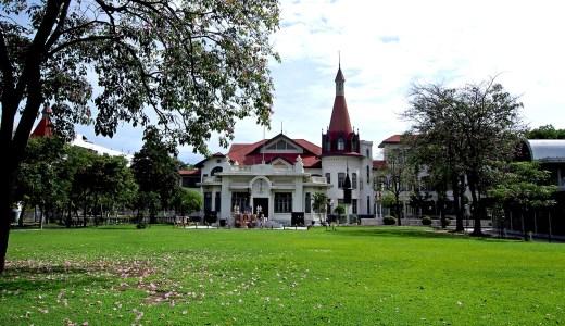 パヤタイパレス (Phya Thai Palace)バンコク王宮観光