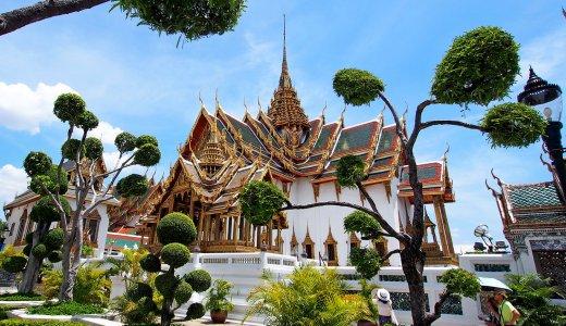 タイ 王宮 の歴史・見どころと観光の秘訣