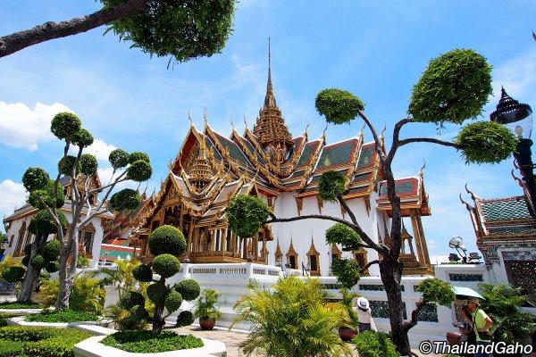 タイ 王宮 (グランドパレス) バンコク 観光