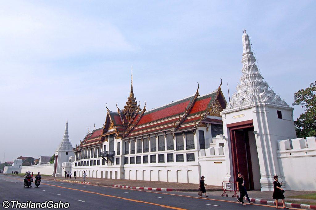 タイ 王宮