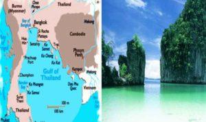Какие моря омывают Тайланд? Индийский океан и Тайланд на карте мира- Обзор +Видео