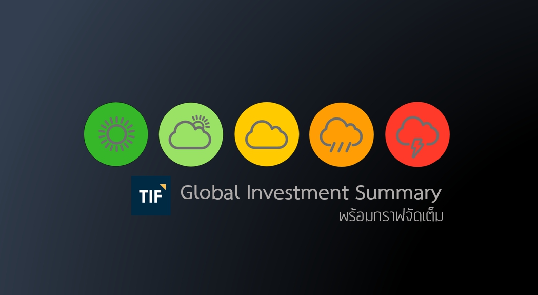 TIF's Global Investment Summary | สรุปภาวะการลงทุนโลก วันจันทร์ที่ 15 ม.ค. 61