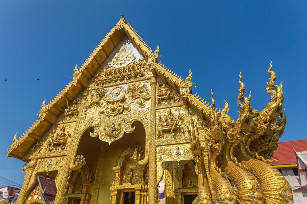 วัดศรีพันตัน (Wat Sri Phan Don)