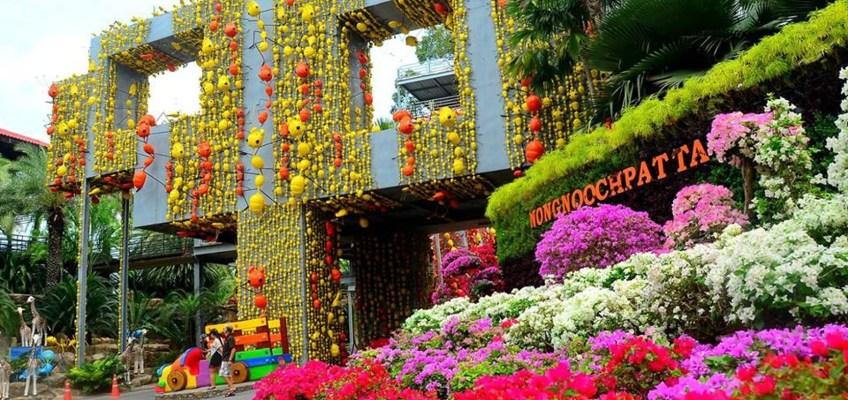 Nong Nuch Garden, Pattaya, Chonburi Thailand