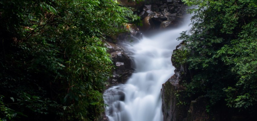 Namtok Phlio National Park (Waterfall), Chanthaburi, Thailand