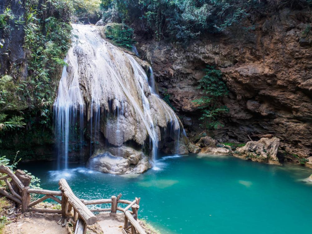 น้ำตกก้อหลวง (Ko Luang Waterfall)