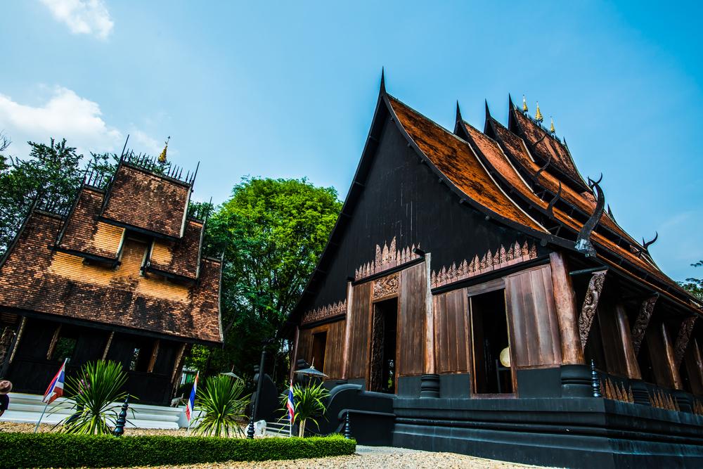 พิพิธภัณฑ์บ้านดำ (Baan Dam Museum)