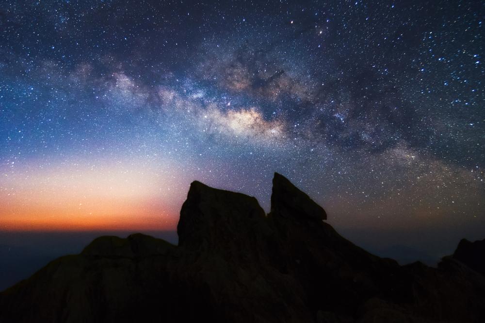 ภูชี้ฟ้า ดอยผาตั้ง(Phu Chi Fah, Doi Pa Tang)