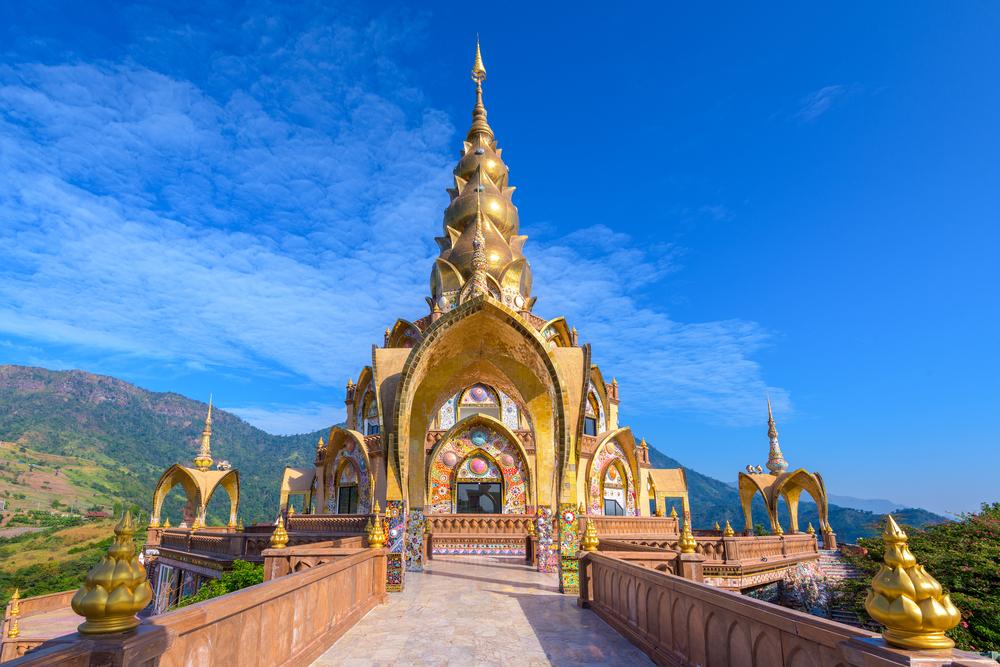 วัดพระธาตุผาซ่อนแก้ว (Wat Phra That Pha Son Kaew)