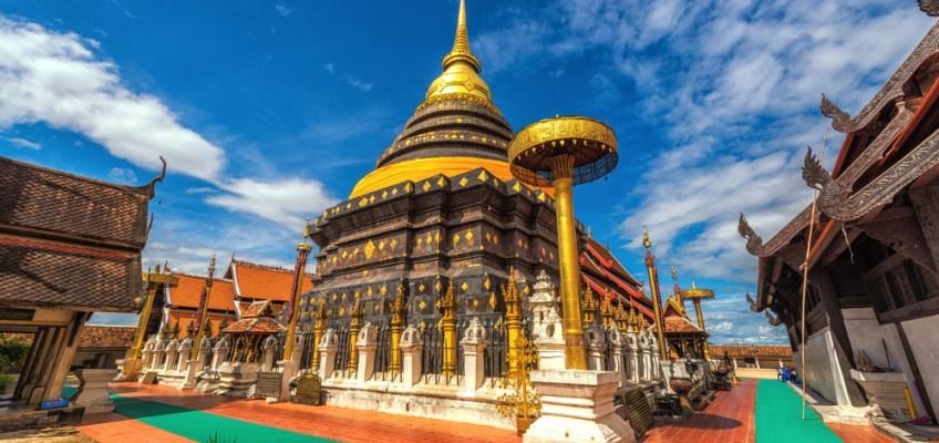 วัดพระธาตุลำปาง (Wat Phra That Lampang)