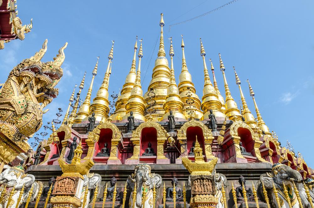 วัดพระธาตุสุโทนมงคลคีรี (Wat Phra That Suthon Mongkhon Khiri)