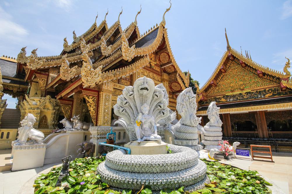 วัดสันป่ายางหลวง (Wat Sun Pa Yang Luang)