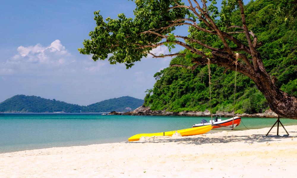 อ่าวพร้าว (Ao Prao Bay)