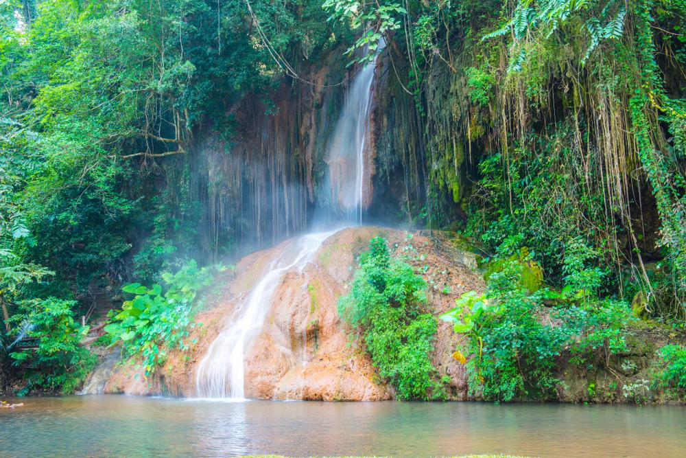 Phu Sang Waterfall