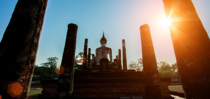 Sukhothai (สุโขทัย) Thailand